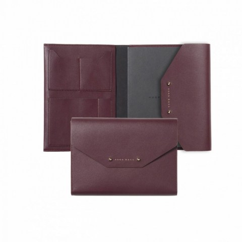 HTM907R_simiomatario-A5-hugo-boss-ntosie-conference-folder-red-pu-leather