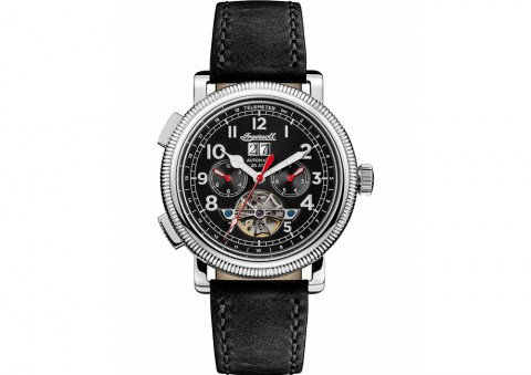 I02603_roloi-antriko-ingersoll-bloch-automatic-stainless-steel-black-leather-strap